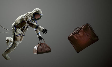 putnik u svemiru