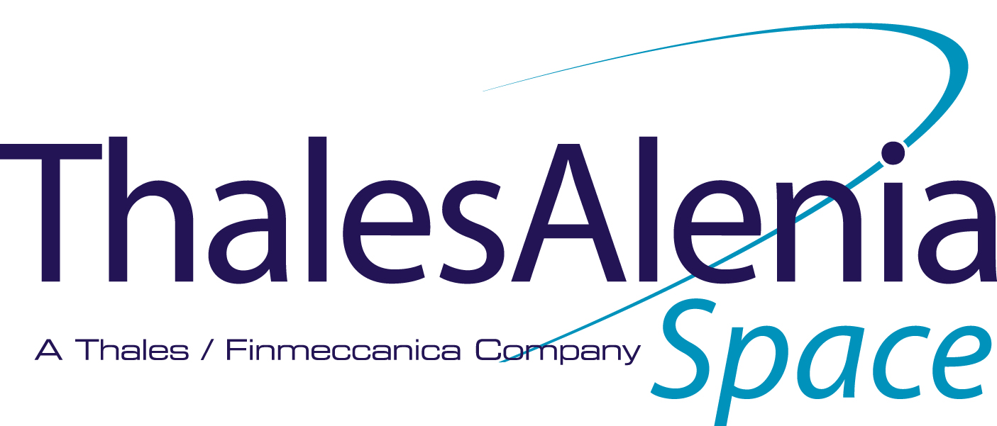 thales alenia space logotip