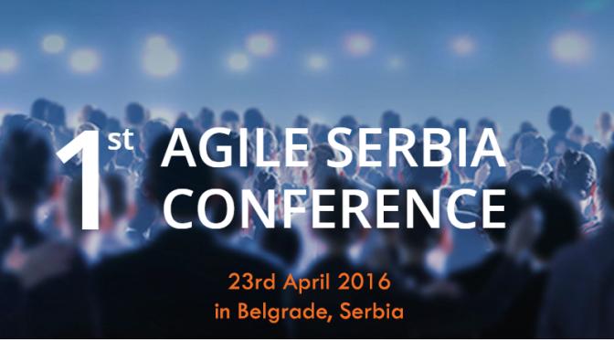 Agile konferencija najava