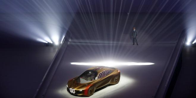 Prezentacija novog koncepta Vision Next 100 na proslavi 100 godina postojanja BMW-a
