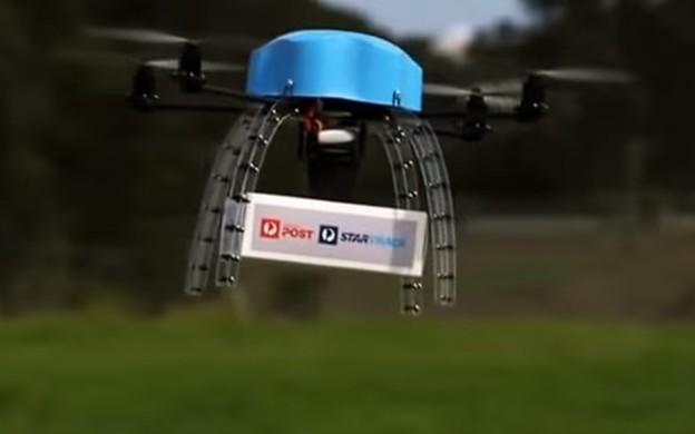 Poštar-dron iz Australije