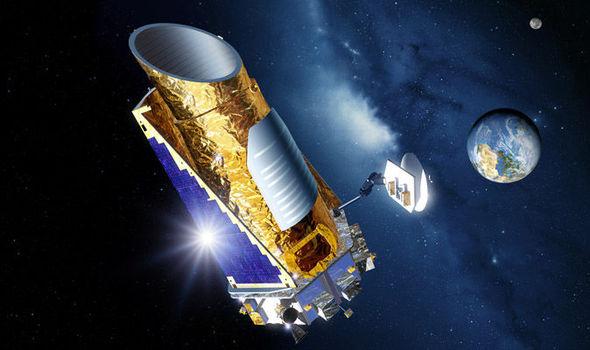 Kepler NASA 1