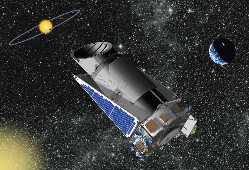 Kepler teleskop u svemiru