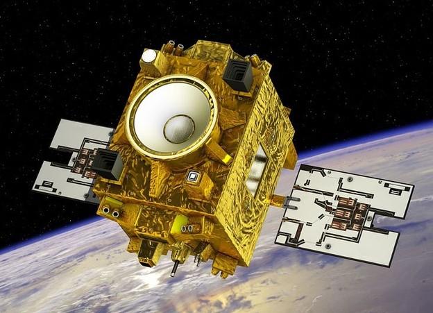 Satelit Microscope ESA