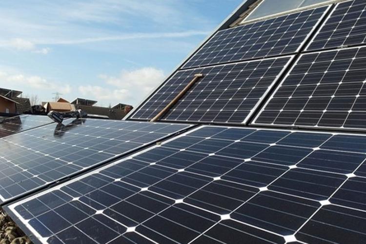 solarni paneli u Kini