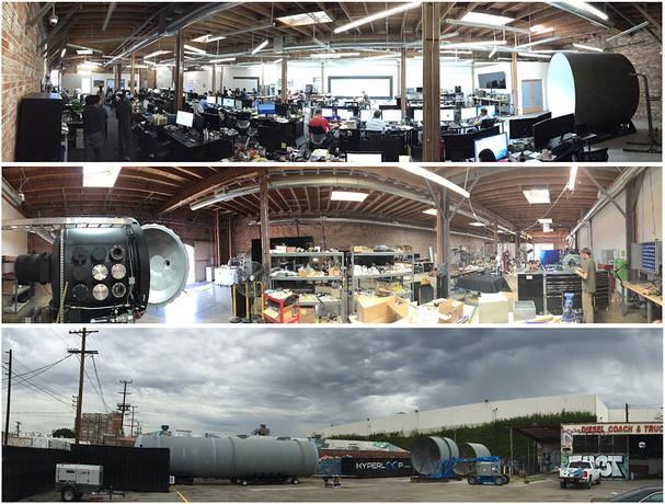 Test poligon za Hyperloop u pustinjama Nevade