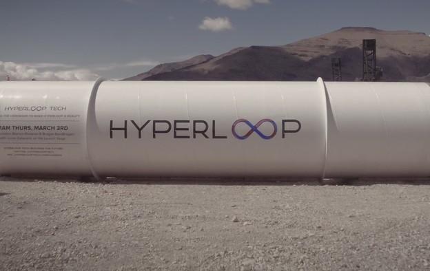 Vakuumske cevi kroz koje će u pustinjama Nevade biti testiran Hyperloop voz