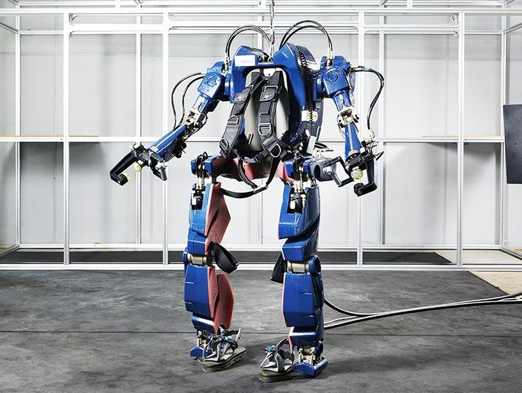 Hyundai Wearable Robot