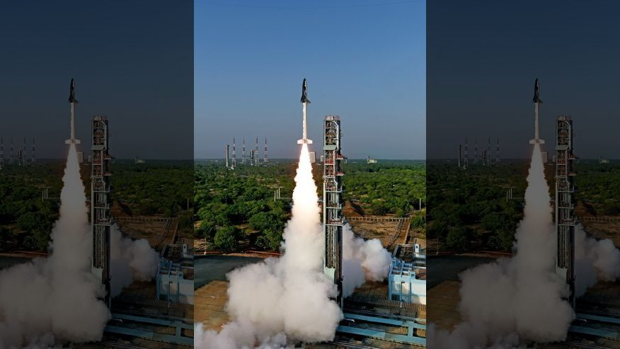 RLV TD India lansiranje