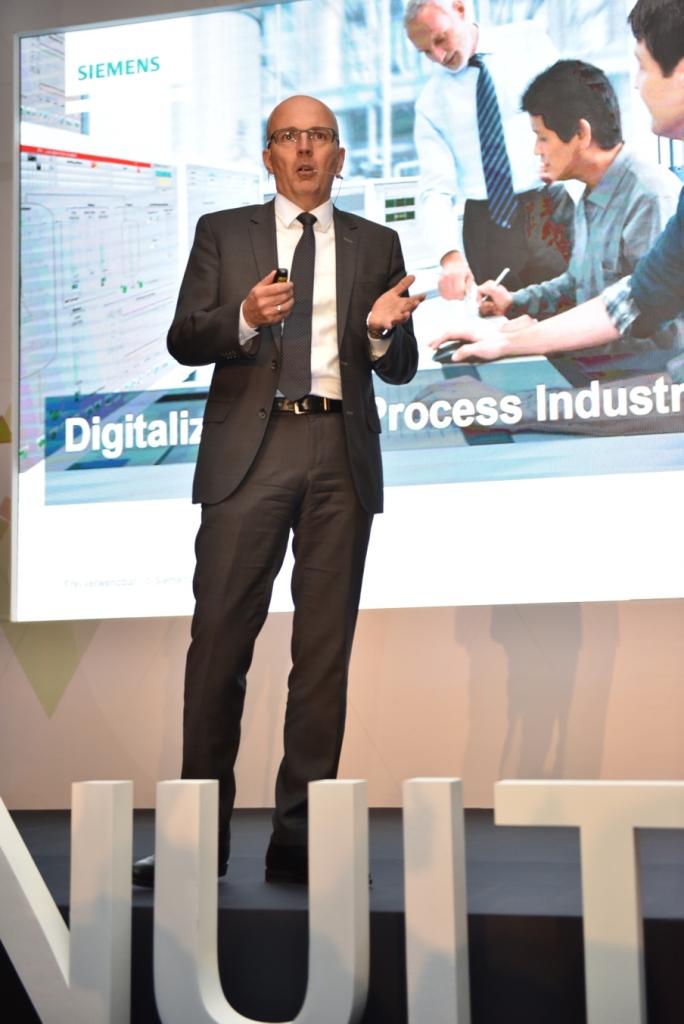 Werner Schoefberger - direktor odeljenja za procesnu automatizaciju_Siemens Austrija