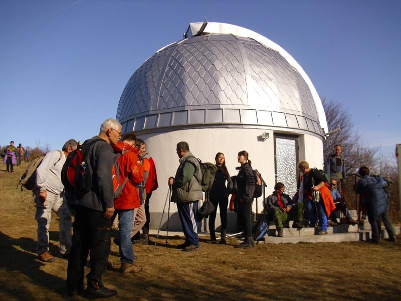 Opservatorija u Vidojevici kod Prokuplja - foto stazeibogaze.info