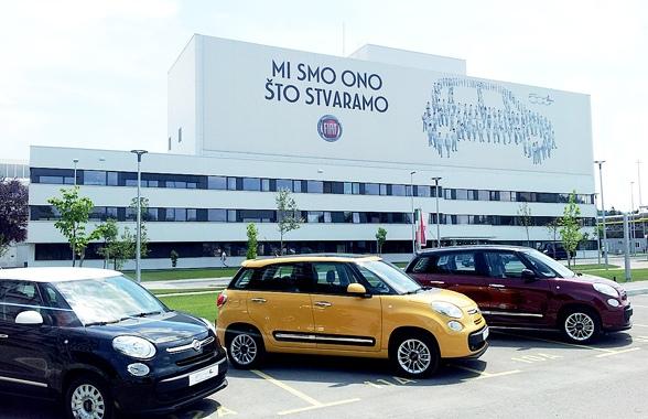 Fiat automobili Srbija