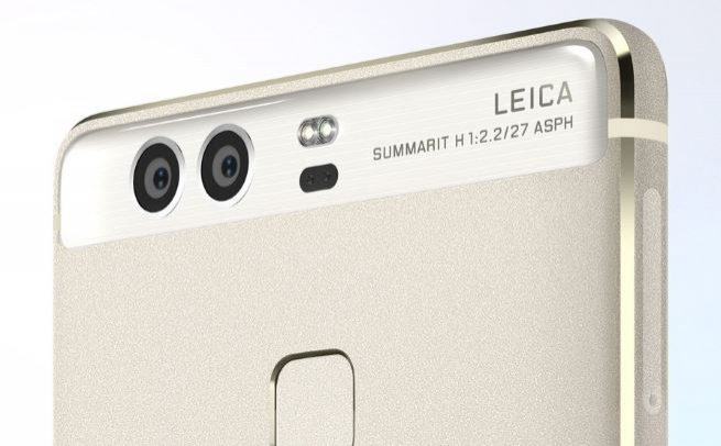 Huawei P9 monohrom kamera