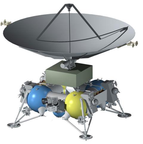 Ovako će izgledati lander-i Laplace-P