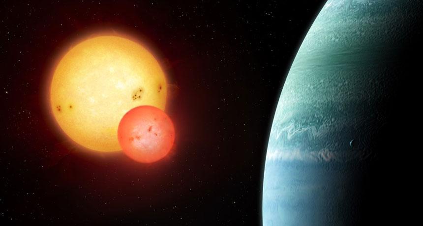 Planeta sa dva sunca 1