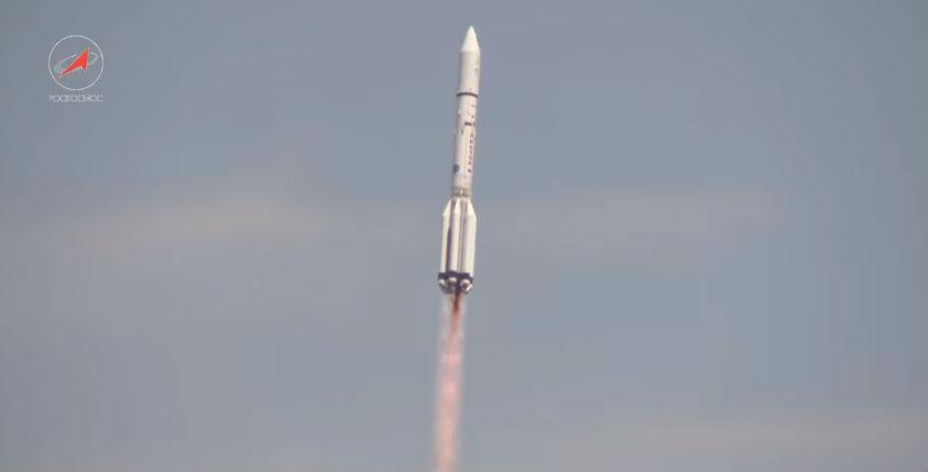 Proton-M lansiranje