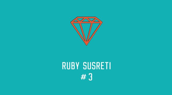 Ruby susreti #3 baner