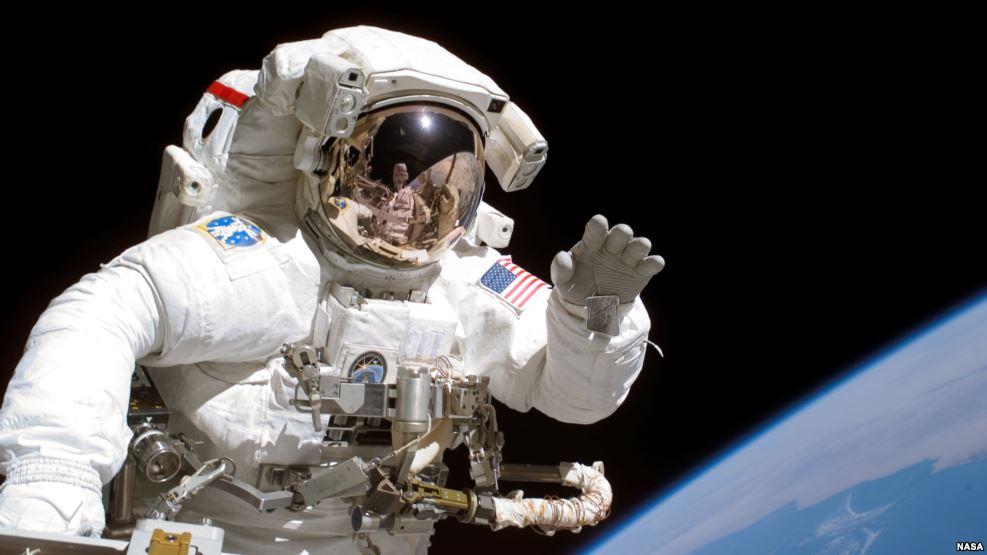 astronaut credit NASA