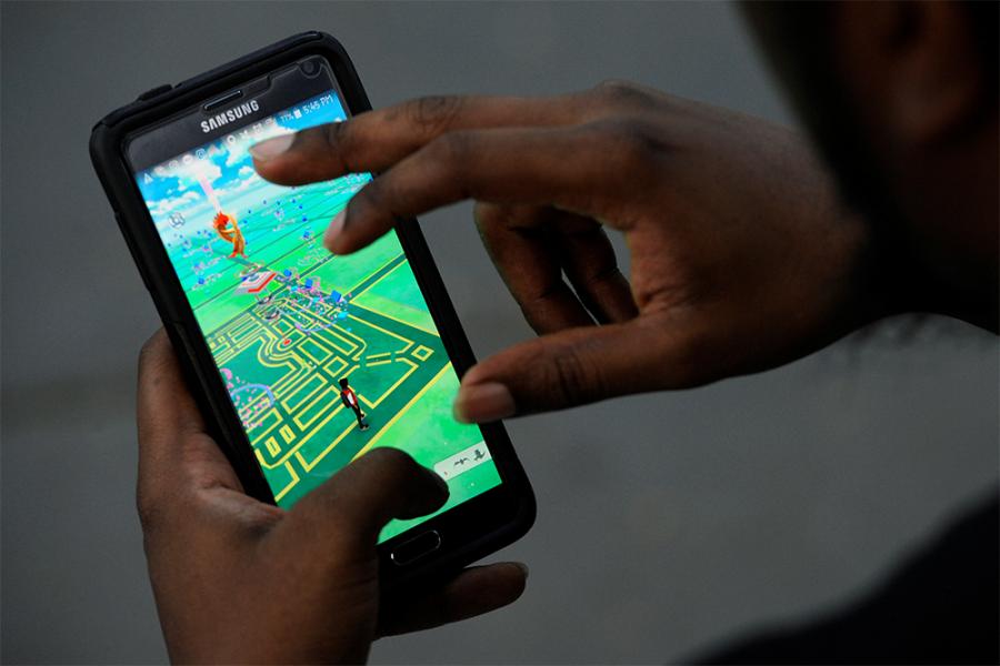 Hoćete li i vi u lov na Pokemone? - foto Reuters