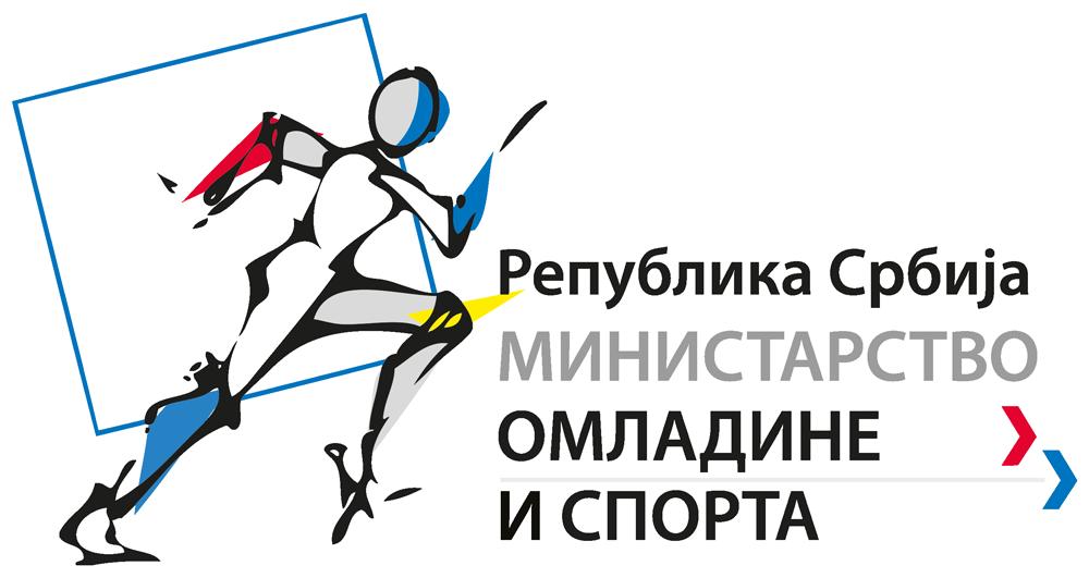 ministarstvo omladine i sporta logo